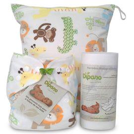 Kit-Presente-Minky-Zoo